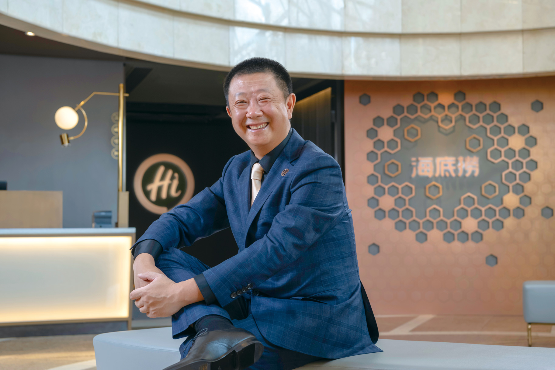 Zhang Yong Chairman, Haidilao International Holding Ltd