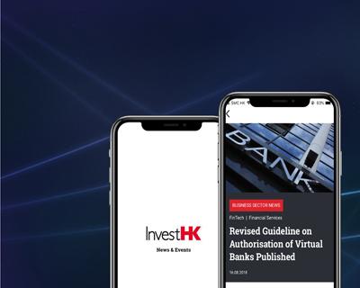 iPhone-X Invest HK App